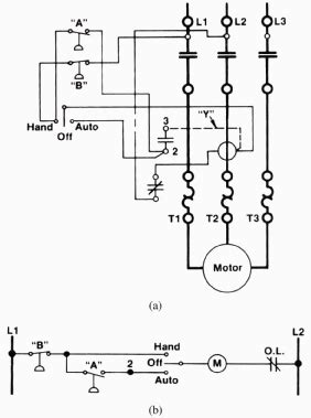 hoa wiring diagram single phase starter wiring diagram
