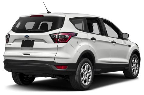 suv ford escape 2018 ford escape price photos reviews safety