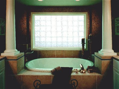 Windows Without Blinds Decorating A Big Bathroom Window Without Blinds Or Curtains Studio All Day