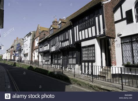 buy house in hastings tudor houses in all saints street hastings old town east sussex stock photo royalty