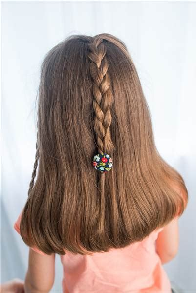 french braid hairstyles for tweens easy hairstyles for girls that you can create in minutes
