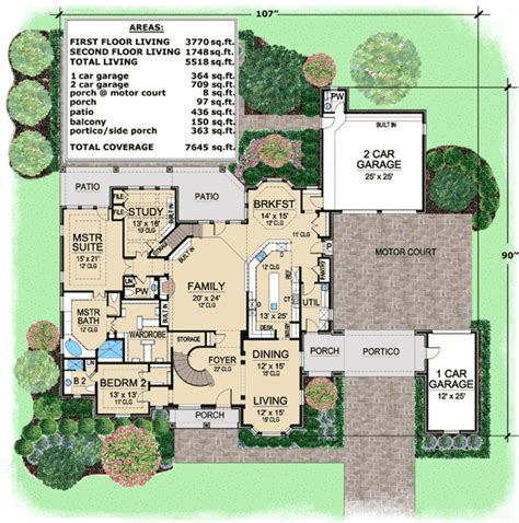 house plans with portico home plans with portico driveway