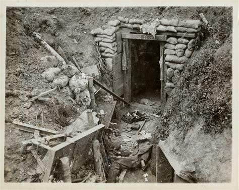 Cadavre Bag photos de batailles et combats tranch 233 e allemande