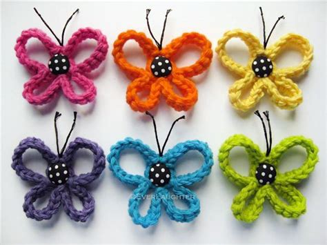 Blumen Zum Basteln 1588 by Pattern Crochet Loopy Butterfly Detailed Photos