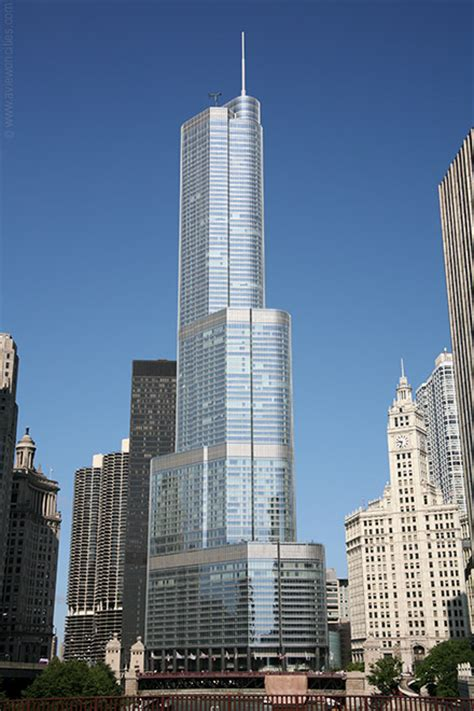 pictures of trump tower trump tower chicago pictures
