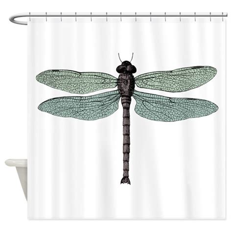 dragonfly kitchen curtains dragonfly shower curtain by daysofold