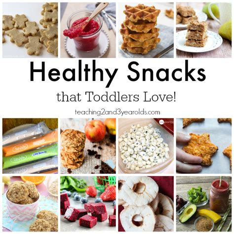 snacks for healthy snacks for toddlers