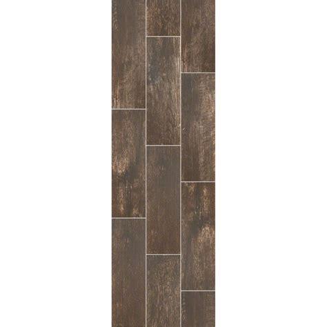 Shaw Channel Plank Stone Gate Wood Look Porcelain Tile 7