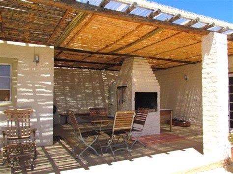 Patio Braai Designs Braai Designs Keurkloof Guest Farm Self Catering Cottage Accommodation In The Karoo