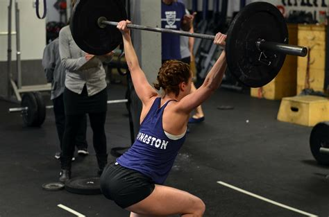 Hell S Kitchen Crossfit by Next Strength Cycle Power Snatch The Ultimate Crossfit