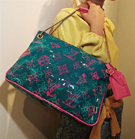 Louis Vuitton Richard Prince Big City After Handbag Line by Louis Vuitton X Richard Prince Big City After