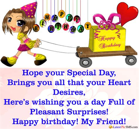Thank You Letter Friend For Birthday Gift Hindi funny birthday wishes for best friend male in hindi