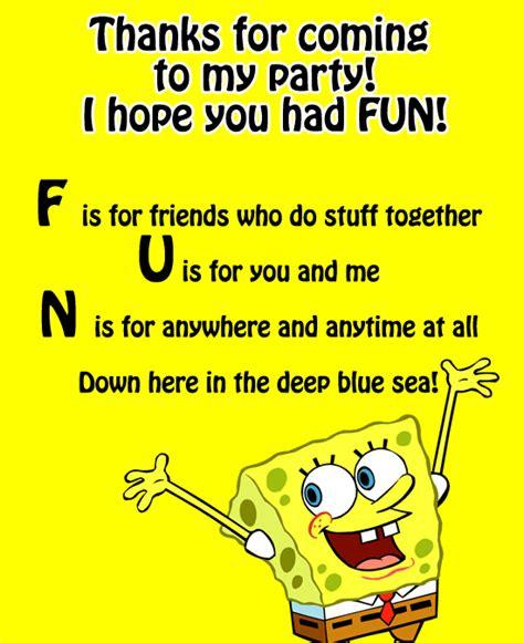printable spongebob birthday decorations spongebob birthday party ideas free spongebob printable