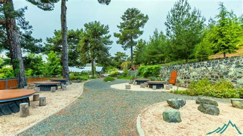 Troodos Botanical Garden The Magnificent Troodos Botanical Garden 171 α G Leventis 187 It Is Located In The Of The