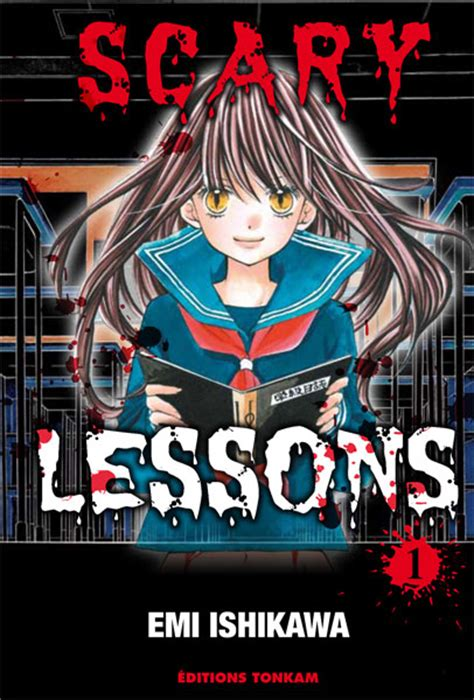 Komik Scary Lessons 19 vol 1 scary lessons news