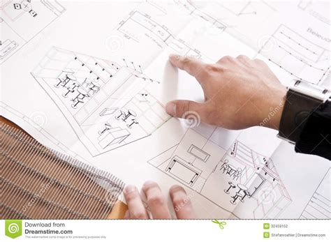 Free Floor Plan Designer Floor Plan Of An Exhibition Stand Stock Photography