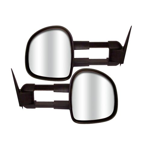 gmc mirror new cipa mirrors extendable replacement mirror towing gmc