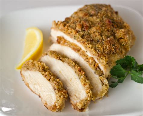 mustard lemon and coriander grilled chicken breasts with lemon basil vinaigrette recipe dishmaps