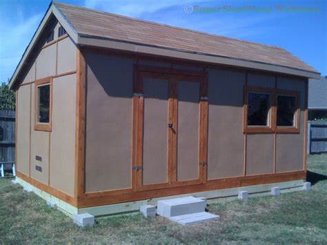 custom design shed plans  gambrel wood total shed