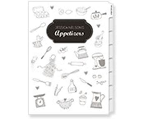 printable recipe cards avery avery design print online recipe binder templates