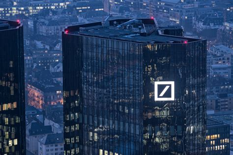 deutsche bank to hire deutsche bank has just made a major new hire from j p