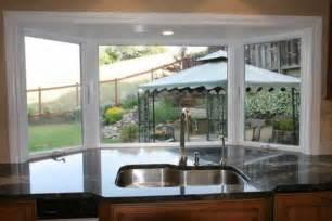 wonderful Big Kitchen Islands For Sale #6: budget-kitchen-bay-window-ideas-TK3D5-600x400.jpg
