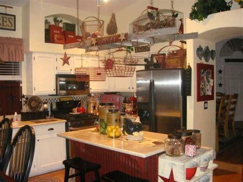 gorgeous primitive kitchen ideas top design inspiration