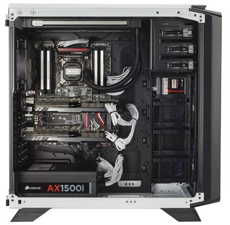 Corsair Hydro Series H115i Water Cooler 1 corsair debuts hydro series h110i gt liquid cpu cooler and hg10 n780 edition gpu cooling bracket