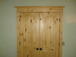 Knotty Pine Bookcase Dufour Woodworks Custom Knotty Pine Door And Vent