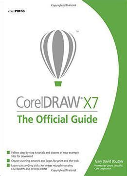coreldraw x5 official guide pdf coreldraw x7 the official guide pdf
