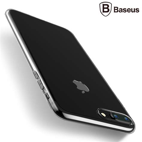 Ultrathin Cover Iphone 7 Plus Iphone X 6s Plus 8 8 Plus baseus transparent for iphone 7 ultrathin soft tpu cover for iphone 7 plus protective