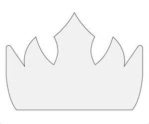 template of a crown best photos of prince crown template prince crown