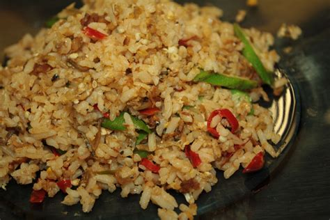 Wajan Buat Nasi Goreng belajar sambil makan nasi goreng belacan