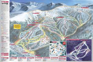 keystone colorado trail map