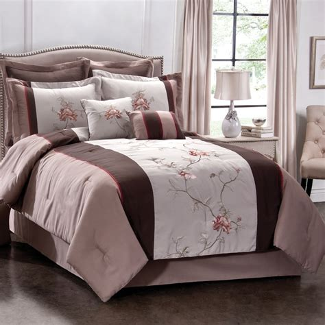 Comforters Kohls by Microfiber Embroidered Bedding Kohl S