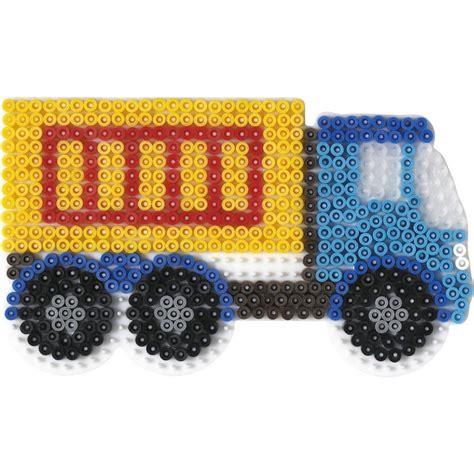 truck hama pegboard