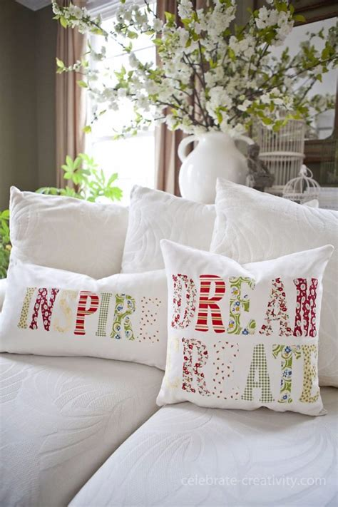 37 diy pillows that will upgrade your decor in minutes