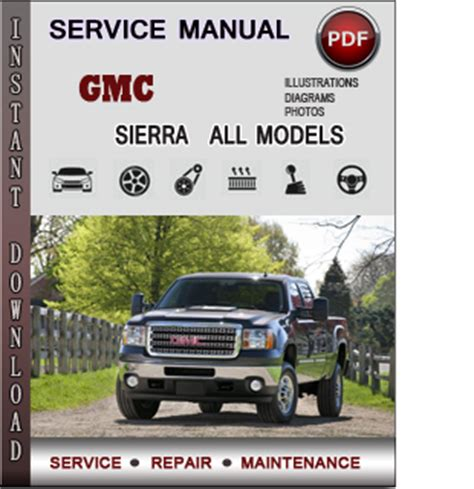 service repair manual free download 2003 gmc sierra 3500 electronic toll collection gmc sierra service repair manual download info service manuals