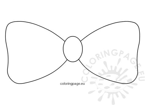 free coloring pages of bow ties printable bow ties template coloring page