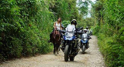 bmw rider academy gezileri kolombiya ile start aldi