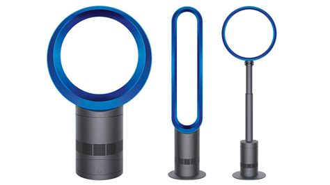 how does a fan without blades work dyson s bladeless fans are now 75 percent quieter