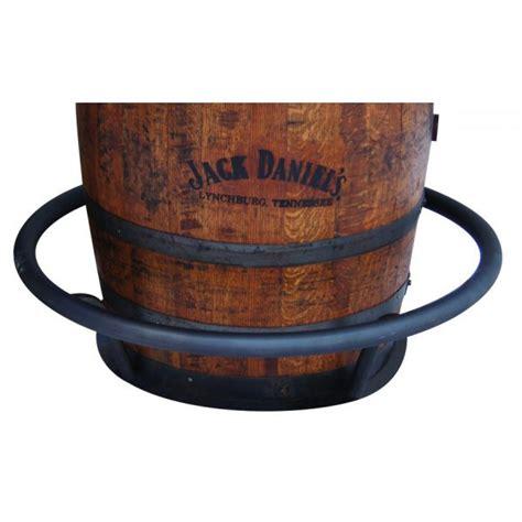 amish whiskey barrel table barnwood barrel pub table amish crafted furniture