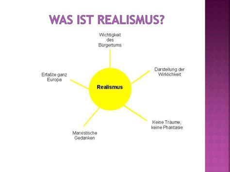 Realismus Kunst Merkmale 5677 by Realismus Vorlesung Ppt Herunterladen