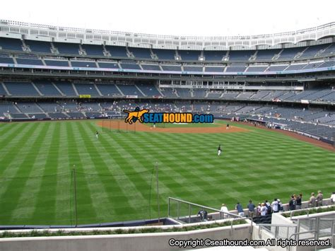 section 237 yankee stadium yankee stadium section 237 bleachers seating view at