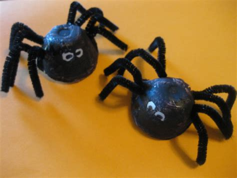 spider craft for simple spider craft