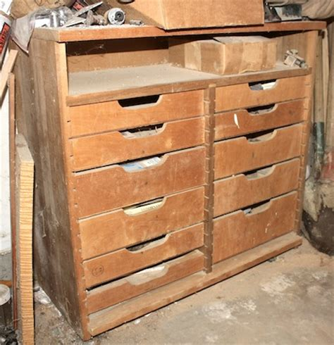 bench drawer building workbench drawers