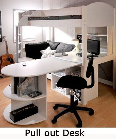 bunk bed with sofa and desk underneath 17 best ideas about bunk bed with desk on bed