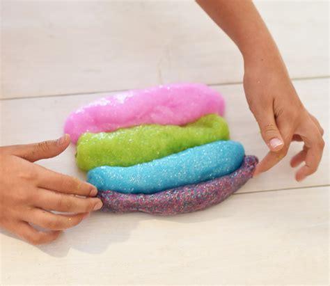 tutorial slime how to make rainbow slime