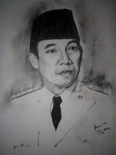 biography about ir soekarno soekarno