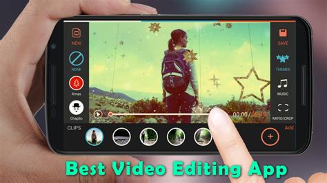 free mobile vid best free android editing app edit with